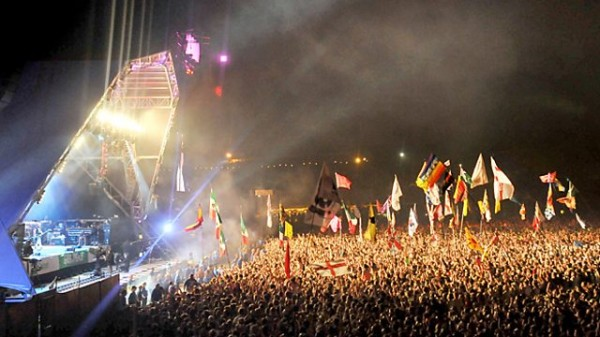 The 1Xtra Party Part 1 at Glastonbury 2014-06-28 with MistaJam, Charlie Sloth and DJ Target + Angel Haze and Sigma