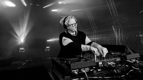 The Black Madonna - Electronic Body Music Special - Residency 2018-11-05
