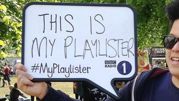 The Glasgow Crowd - My Playlister on Radio 1 2014-05-28