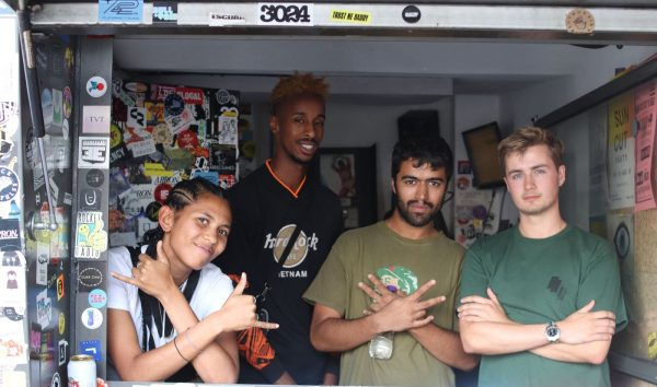 The Young Turks with Don Sinini on NTS Radio 2018-08-17
