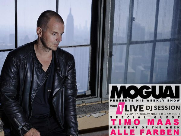 Timo Maas - 1Live DJ Session 2016-05-15