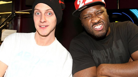 Toddla T 2013-03-15 with Lethal Bizzle and Jus Now