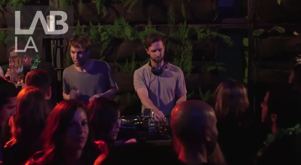 Visionquest live at The BPM Festival, Mexico 2015-01-13