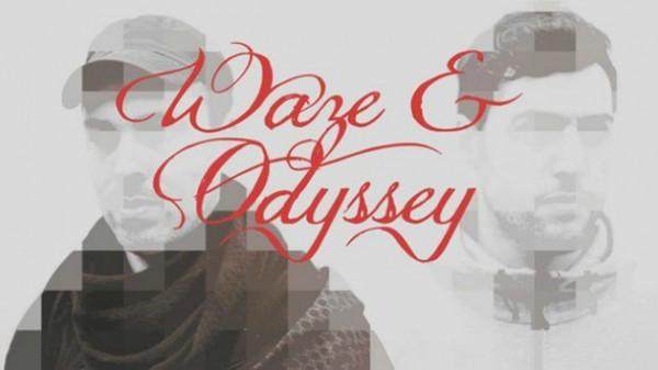Waze & Odyssey - Kiss Presents 2014-12-23