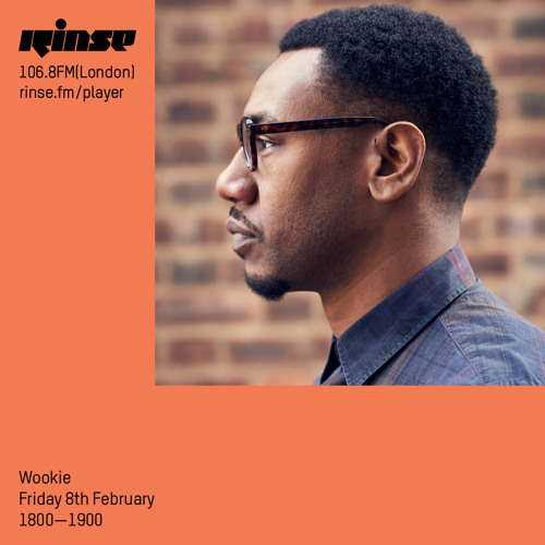 Wookie on Rinse FM 2019-02-08