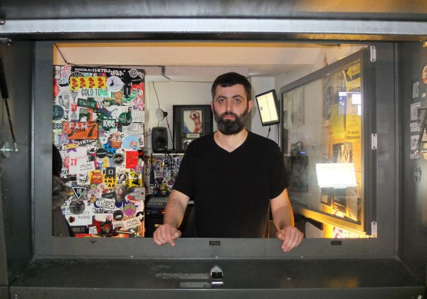 XXXY on NTS Radio 2015-03-01