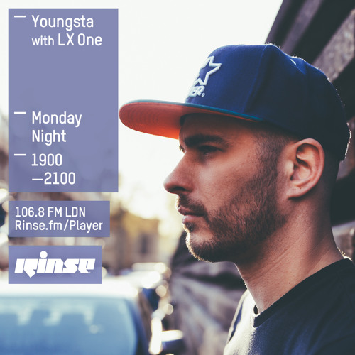 Youngsta on Rinse FM 2015-08-03 with LX One