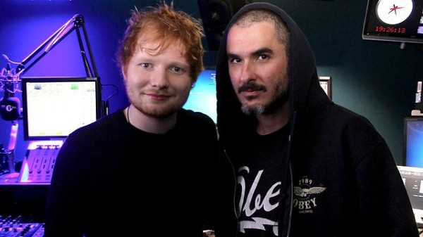 Zane Lowe 2014-04-07 with Ed Sheeran and Nas