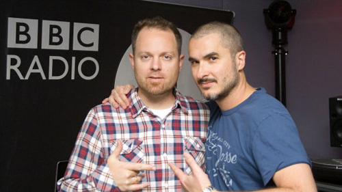 Zane Lowe 2011-05-26 Zane vs DJ Shadow