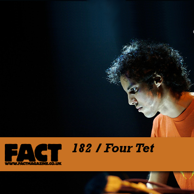 FACT mix 182 by Four Tet