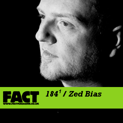 FACT mix 184 part 1 by Zed Bias - old school garage, house and broken beat
